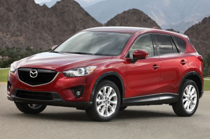 by: MAZDA NORTH AMERICA - Crisp styling and good mileage are just two of the things the 2013 Mazda CX-5 has going for it.