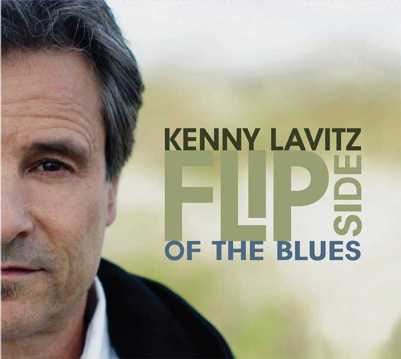 by: SUBMITTED PHOTO - FlipSide is Kenny Lavitzs recently released new album.