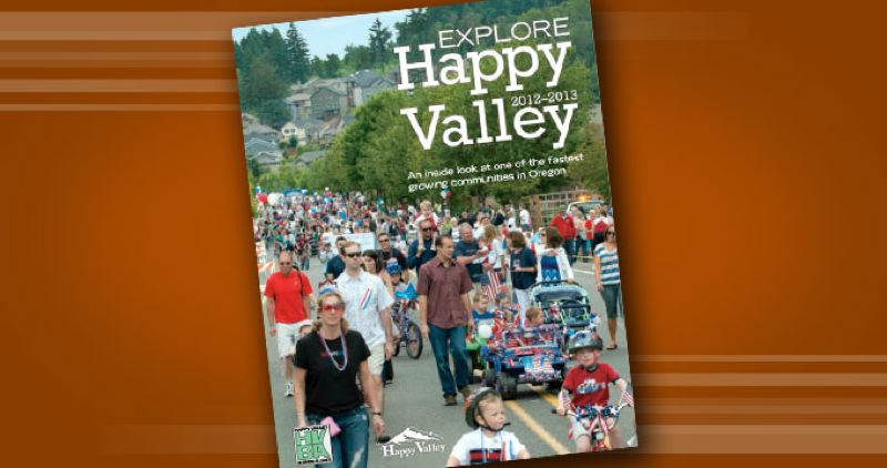 Explore Happy Valley 2012-2013 Resource Guide
