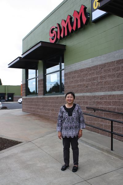 by: ROBIN JOHNSON - Bonnie Simm, Co-Owner of Simm Oriental Cuisine with her husband Joey Simm, said she hopes to continually hire employees from Scappoose High School in order to provide local youth with basic job training.