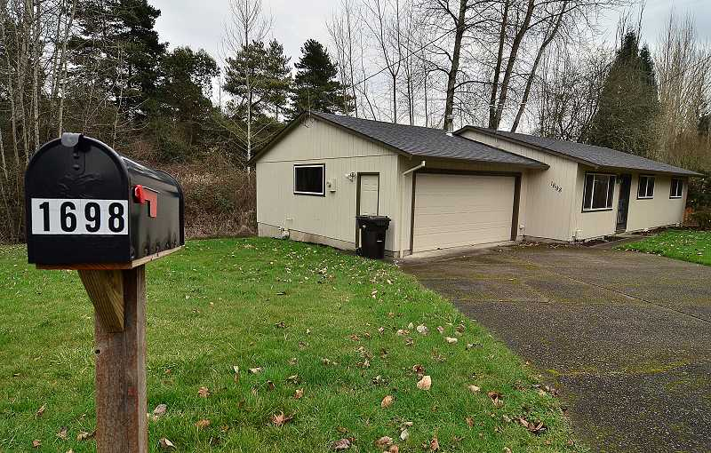 by: TIDINGS PHOTO: VERN UYETAKE - The city of West Linn bought a property at 1698 Dodge Way for just $1 dollar back in 2011. After revamping the property, the city recently sold it for $205,000.