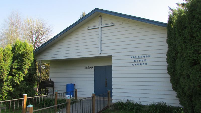 by: MARK MILLER - Holbrook Bible Church, about 5 miles south of Scappoose on Northwest Morgan Road.