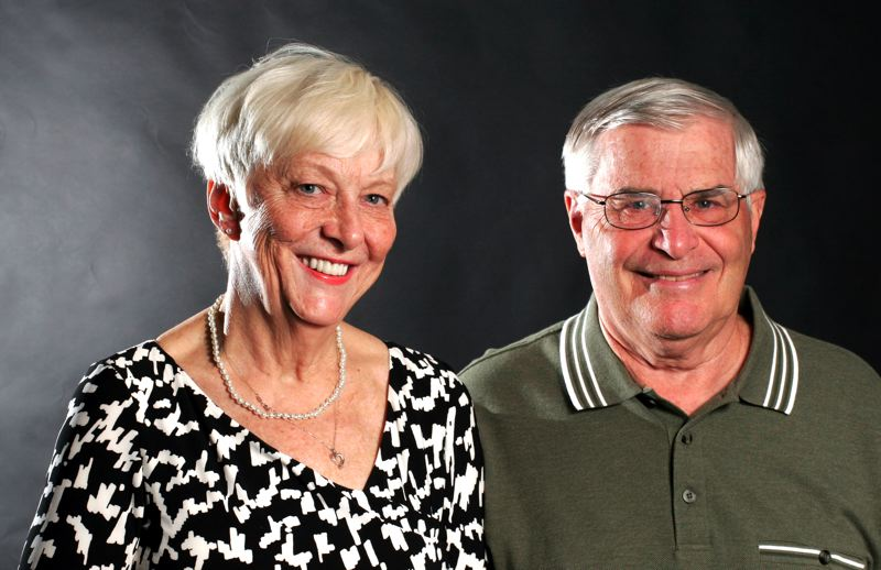 by: OUTLOOK PHOTO: JIM CLARK - Diane and her husband, Gary Allen, have been married for 52 years.