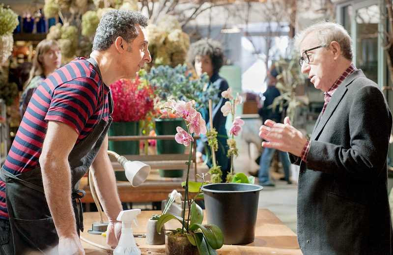 by: SUBMITTED PHOTO - Opening soon -- John Turturro (left) and Woody Allen star in the new film 'Fading Gigolo.' The film opens Friday.