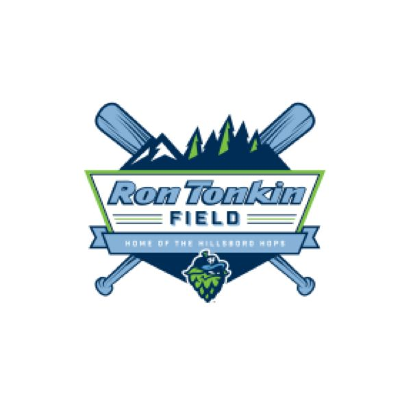 by: HILLSBORO HOPS - The new logo for Ron Tonkin Field