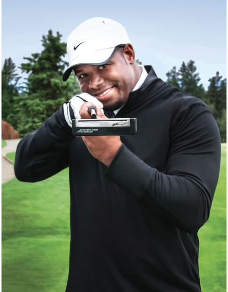 by: COURTESY OF ANDREW WALSH - Ken Griffey Jr., former Seattle Mariners star, enjoys other pursuits these days, including golf and family.