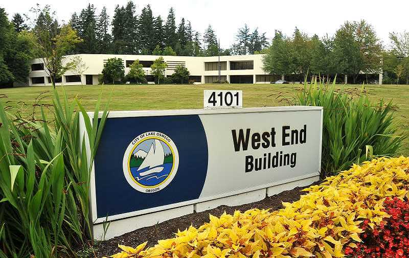 Photo Credit: FILE PHOTO - The West End Building sits on 14 acres at 4101 Kruse Way.
