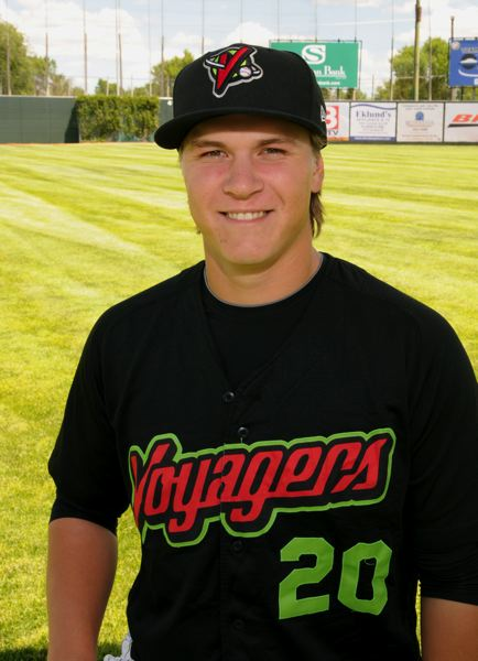 Photo Credit: COURTESY PHOTO: RILEY PHOTOGRAPHY - Jace Fry is living with a host family in Great Falls, Montana this summer while playing for the Chicago White Sox single-A affiliate this summer.
