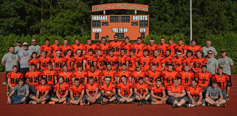 2014 Scappoose High School Football