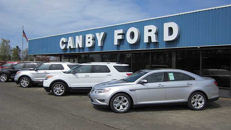 CANBY FORD - Buy American! Support Canby Ford.