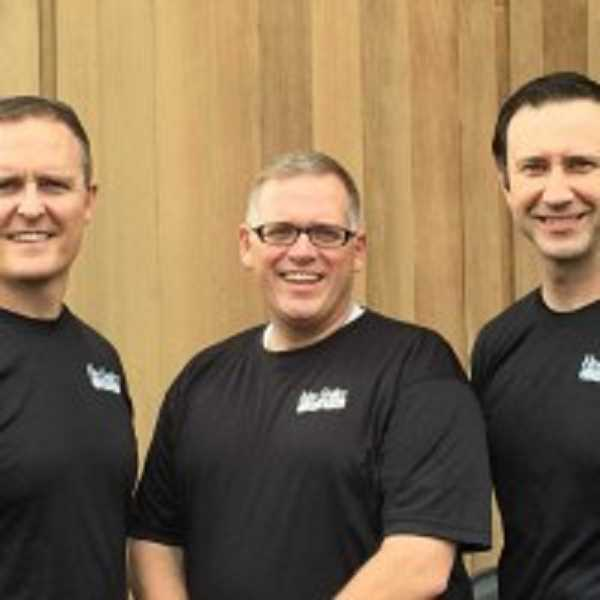 NEW SMILES DENTAL - Dentists Nathan Doyel, Benjamin Aanderud and Richard McKinney.