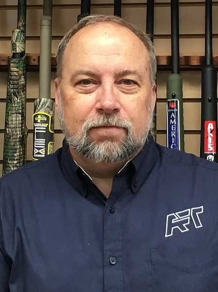 ADVANCED FIREARMS TRAINING - Tony Kriss