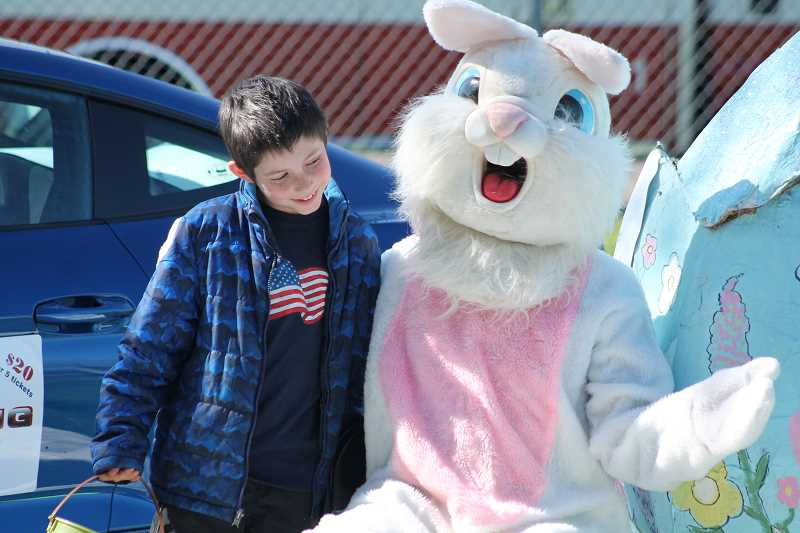 2017 Kiwanis Club of Molalla Easter Egg Hunt (PHOTOS)