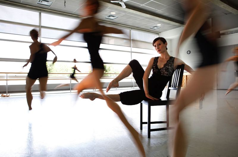 BODYVOX DANCE FILM FEST MAKES CONTACT