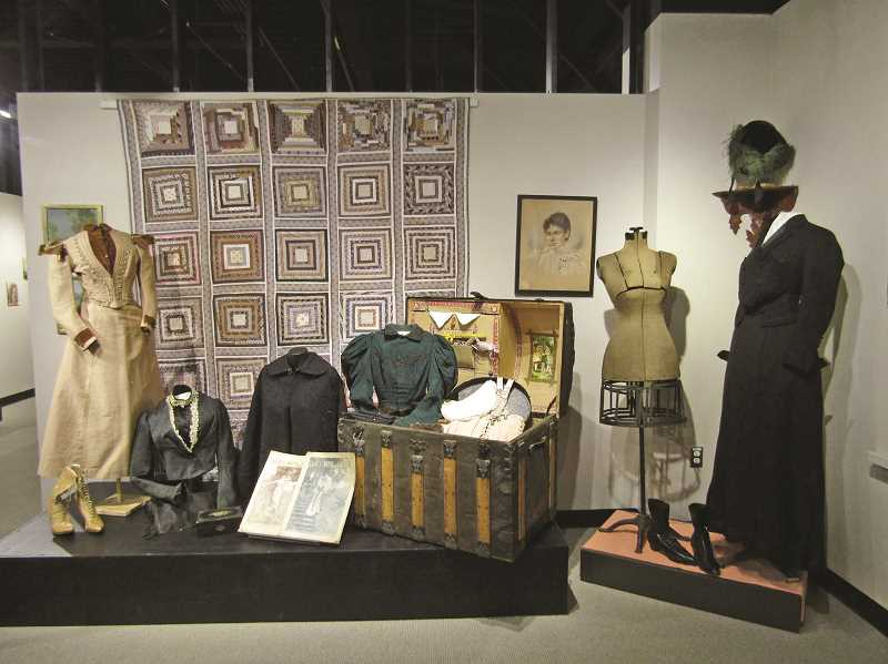 Ladies of the Valley: Museum offers glimpse into Tualatin Valley's women in the mid 1800s.