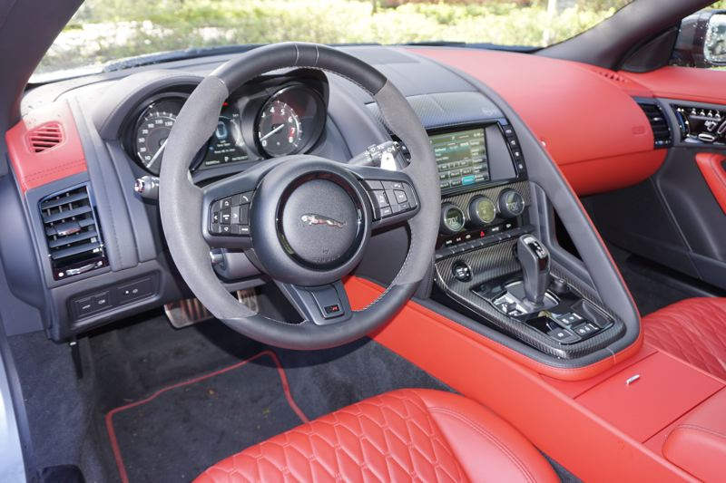 PORTLAND TRIBUNE: JEFF ZURSCHMEIDE - The SVR package gives you a bunch of fun features to play with. There's a driver-switchable active exhaust system and a dynamic suspension that responds to road and driving conditions.