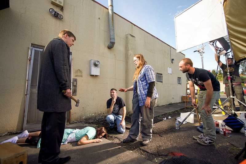 Pamplin Media Group - Film shot in Estacada finds success