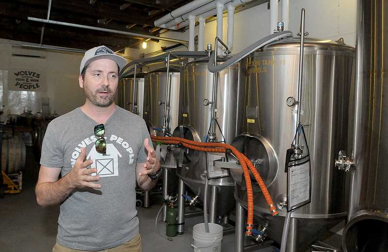 Decision allowing brewery events appealed to state