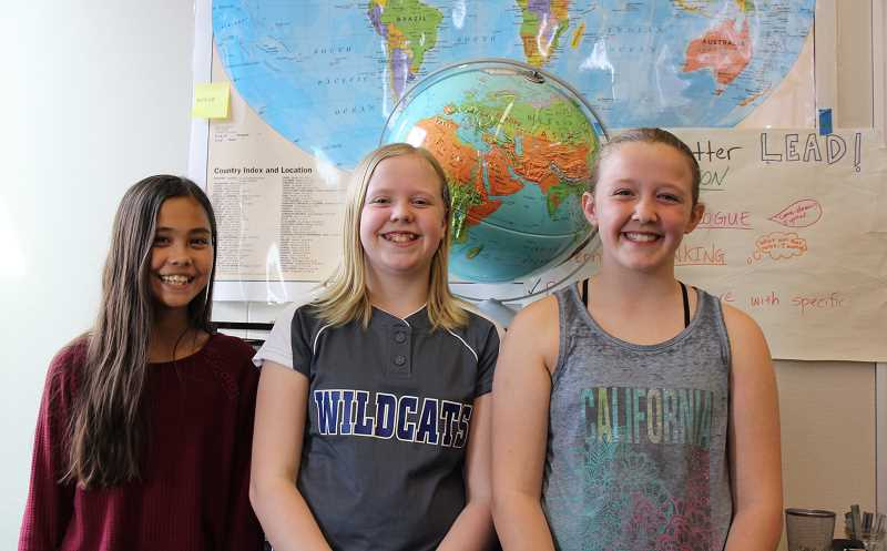 Lowrie Primary activists raise money for Syrian refugees
