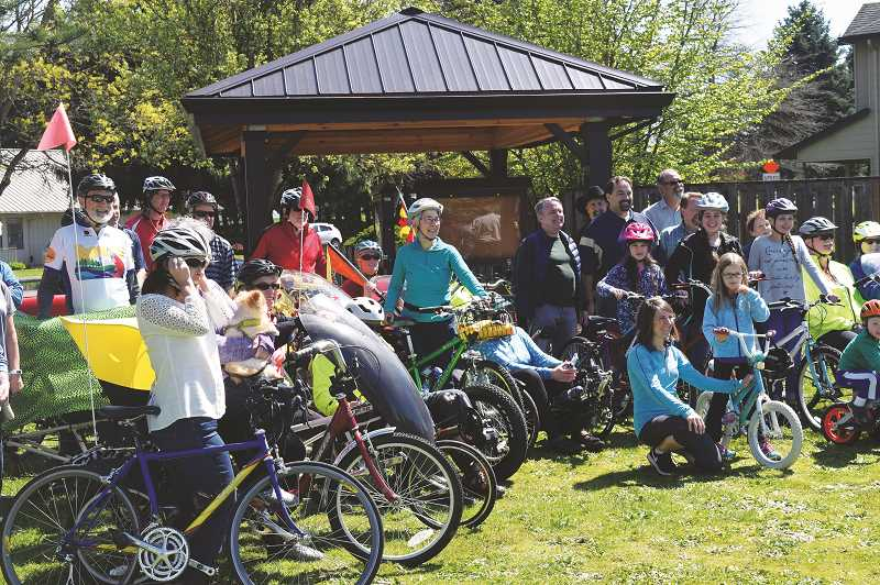 Canby Bike Hub finally opens to the public