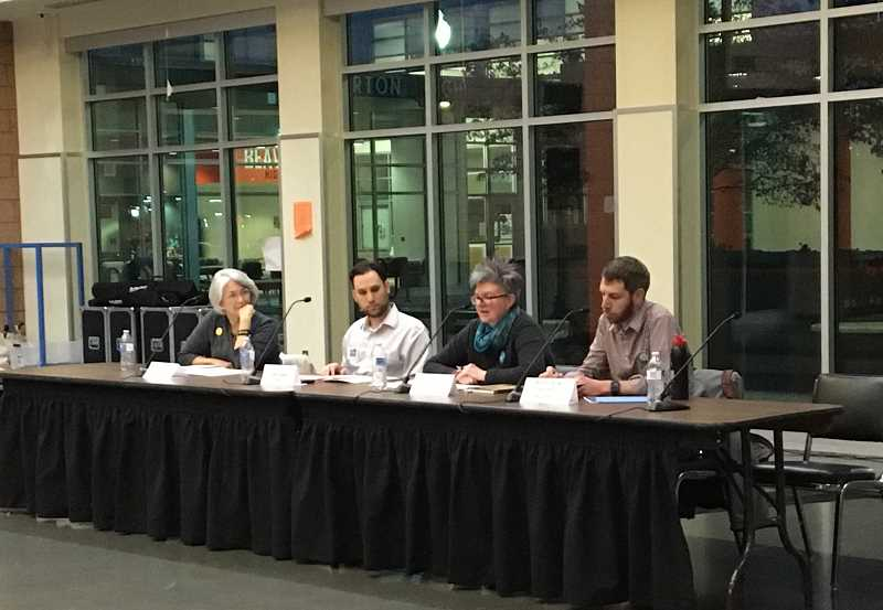 Budget concerns loom large over school board candidate forum