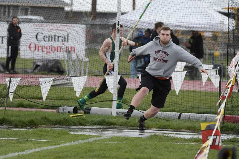 Molalla track gets a look at league opponents