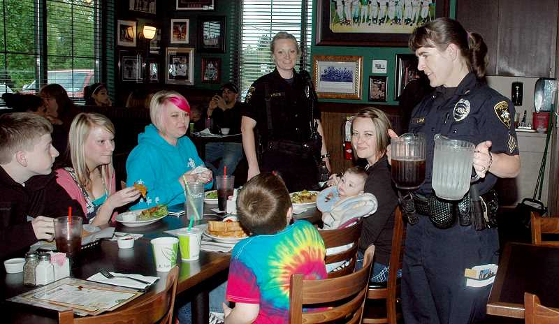 Tip-A-Cop returns May 25 despite loss of Summer State Games in Newberg