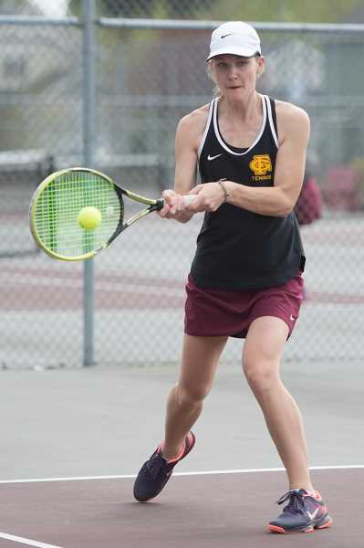 Forest Grove girls ace week, sweep conference foes