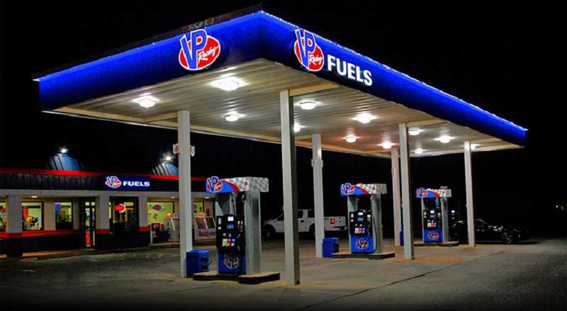 VP Racing Fuel gas station set to arrive in Canby