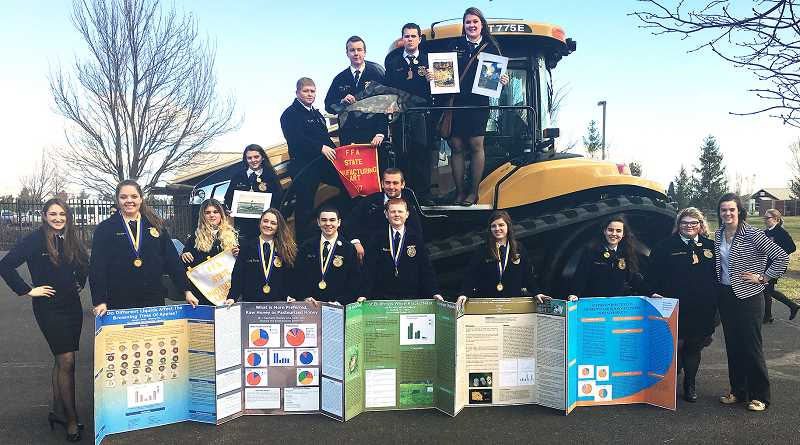 NHS FFA claims four firsts