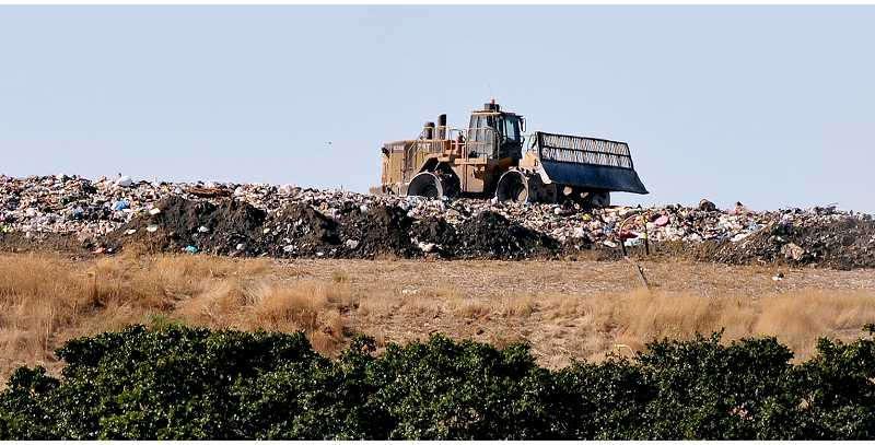 Landfill effort suffers another setback