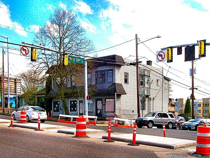 RITA A. LEONARD - New pedestrian safety features have already been installed by ODOT at the intersection of S.E. 28th Avenue at Powell Boulevard, and more are planned in that area along Powell.