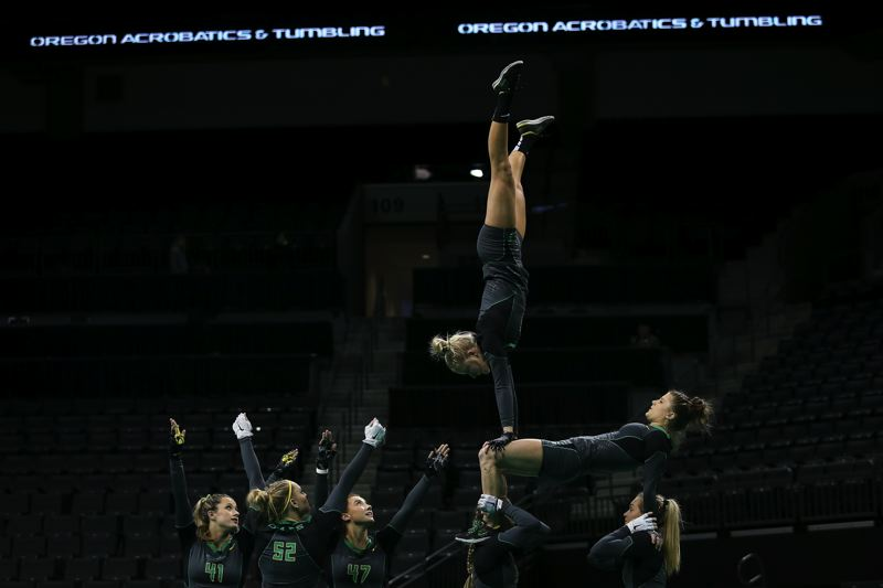 UO looks to vault over Baylor