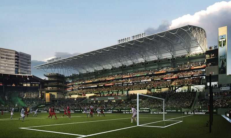 Timbers announce stadium expansion plans