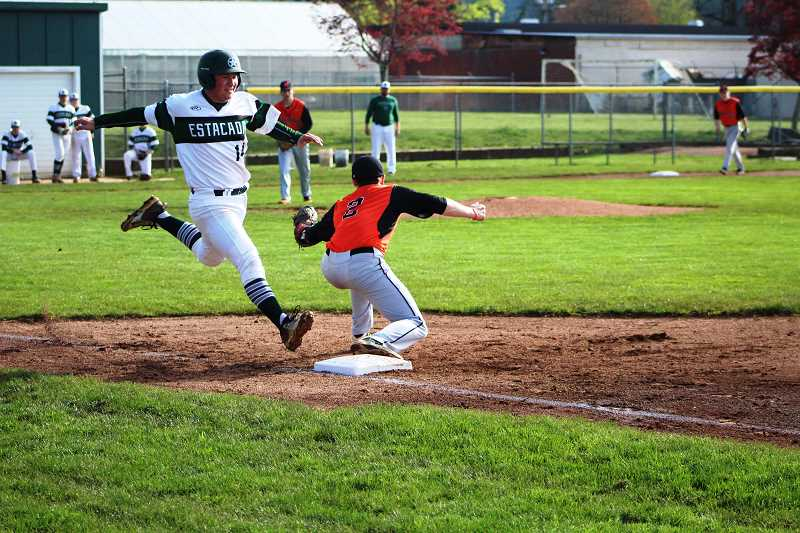 Molalla baseball falls to Estacada 4-3 in 12-inning showdown