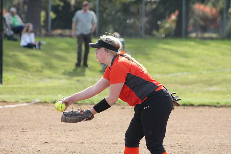 Molalla softball unable to slow down Rangers
