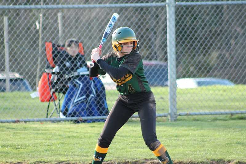 Colton softball grabs first win over Salem Academy