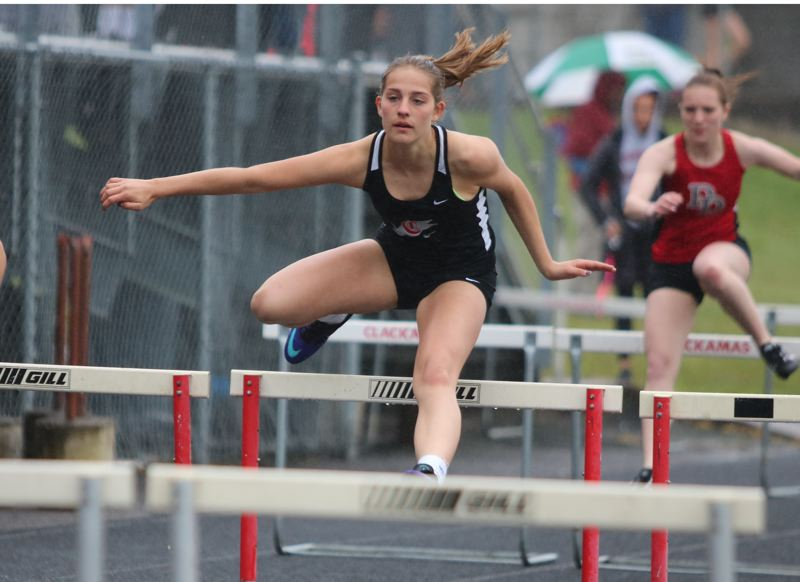 Track: Clackamas girls claim Dean Nice Invitational title