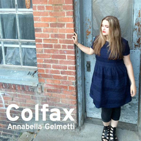 The cover of Annabella Gelmetti's extended-play album called 'Colfax.'