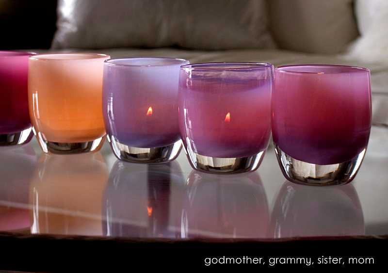 Seattle-based glassybaby gives back in Lake Oswego