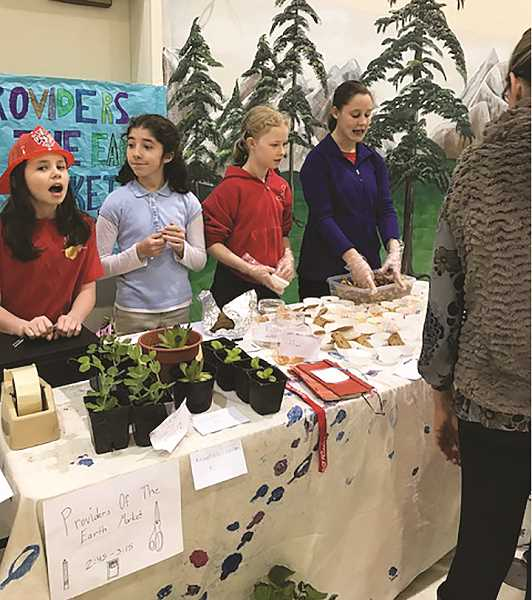 Molalla River Academy holds Third Annual Health Fair