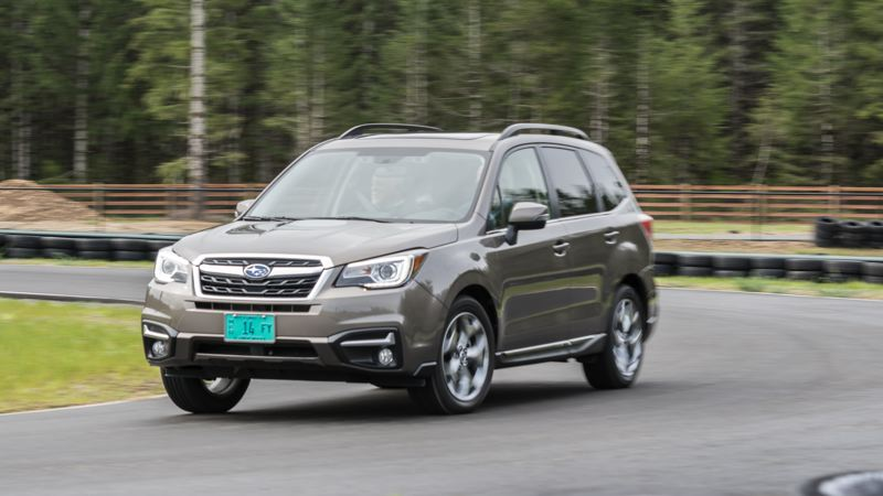 NWAPA/JOSH MACKEY - Best Family: 2017 Subaru Forester 2.5i Touring