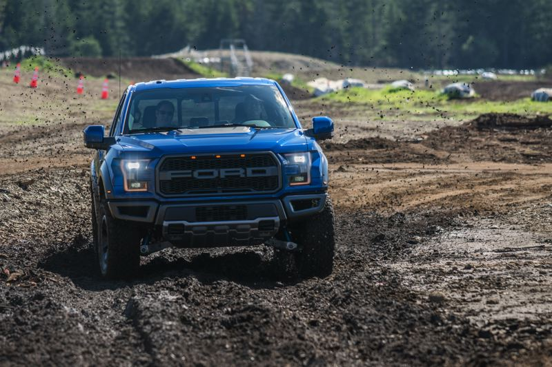 NWAPA/JOSH MACKEY - Best Pickup: 2017 Ford Raptor