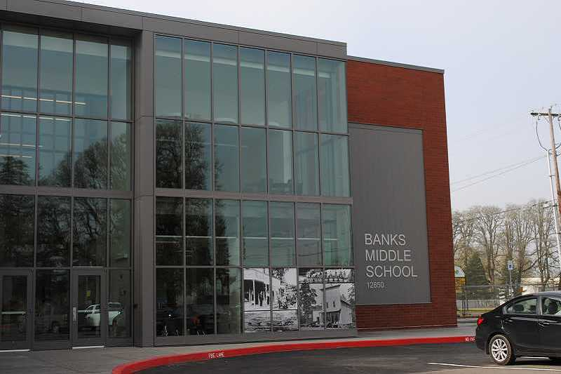 Banks Middle School will be seeing some shuffled positions next school year.