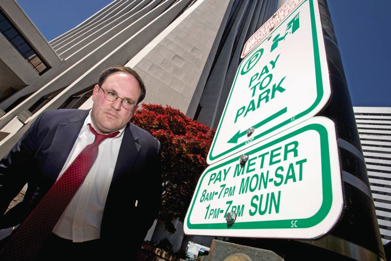 PORTLAND TRIBUNE: JAIME VALDEZ - Large-scale government waste generated little response compared to the outrage over requiring drivers to pay for Sunday parking, says Drummond Kahn, Portland's Director of Audit Services. We don't get as upset about sums too large to relate to, experts say.