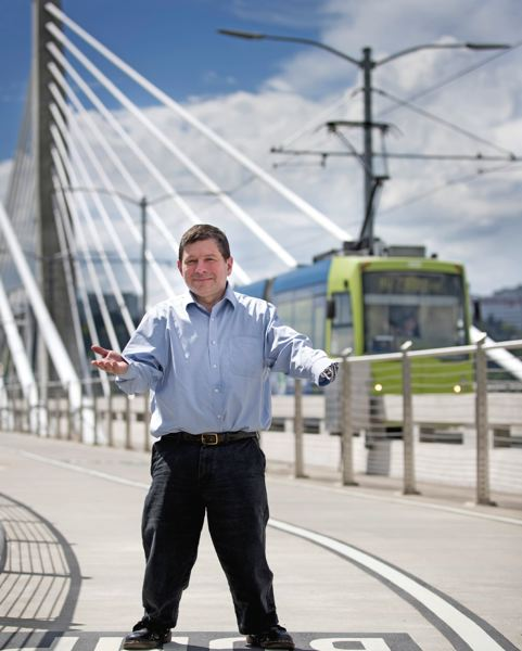 PORTLAND TRIBUNE: JAIME VALDEZ - As Transportation Commissioner, Steve Novick  proposed a $46 million annual street tax for fixing and maintaining the city's streets and sidewalks, and he lost his job.