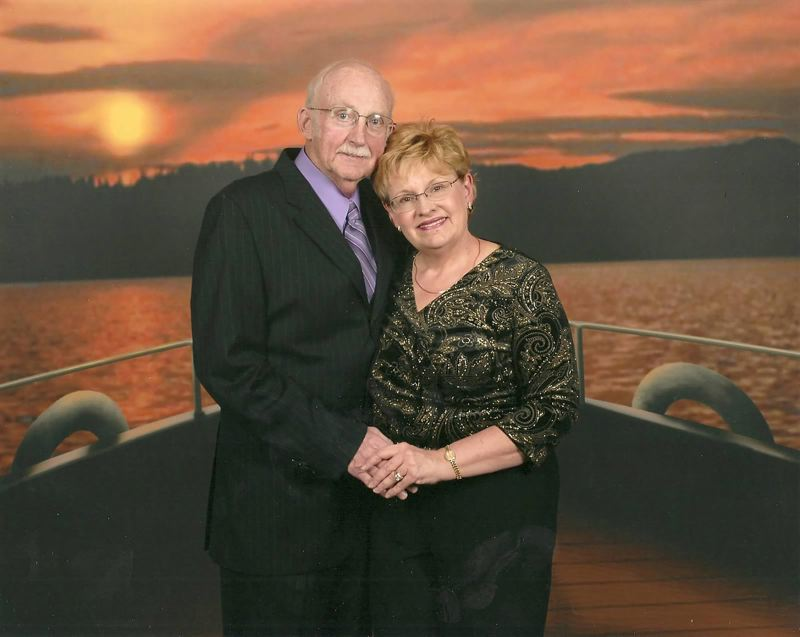 CONTRIBUTED - Robert and Sharon Birge had plans to travel after Sharon's retirement. Robert still lives in the Troutdale home they shared for decades.