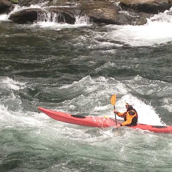 FILE PHOTO - The Upper Clackamas Whitewater Festival features a variety of opportunities for participants to spend time on the Clackamas River.