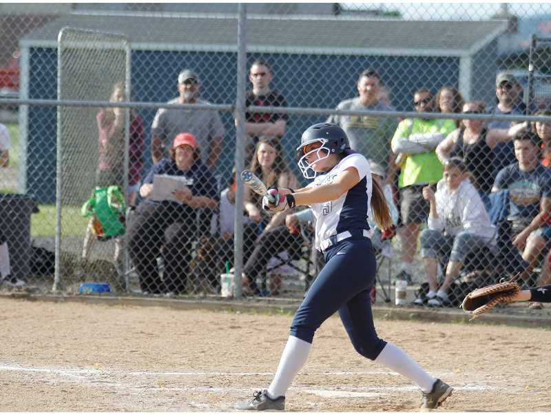 Banks rolls over Scappoose, eyeballs league title