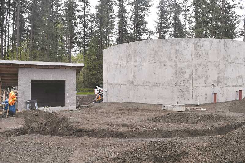 City's wastewater treatment facility nears final upgrades